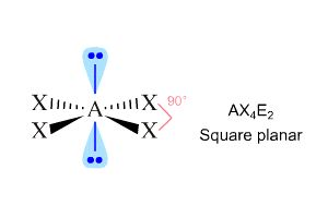 Valence Shell Electron Pair Repulsion If4  Molecular Geometry